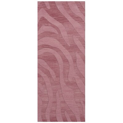 Dover Tufted Wool Bubblishous Area Rug Rug Size: Runner 26 x 12