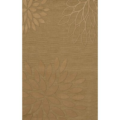 Bao Wheat Area Rug Rug Size: Rectangle 4 x 6