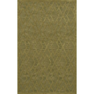 Dover Tufted Wool Pear Area Rug Rug Size: Rectangle 8' x 10'