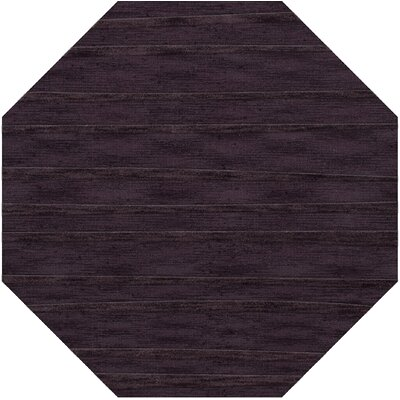Dover Grape Ice Area Rug Rug Size: Octagon 10'