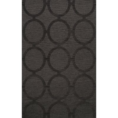 Dover Tufted Wool Ash Area Rug Rug Size: Rectangle 9 x 12