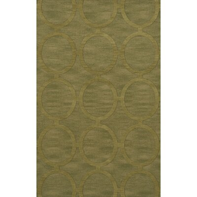 Dover Tufted Wool Pear Area Rug Rug Size: Rectangle 3 x 5