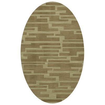 Dover Marsh Area Rug Rug Size: Oval 3 x 5