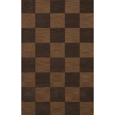 Dover Tufted Wool Caramel Area Rug Rug Size: Rectangle 12 x 15