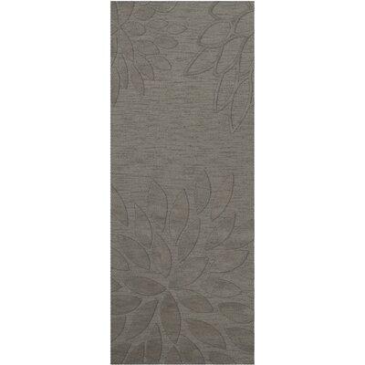 Bao Silver Area Rug Rug Size: Runner 26 x 10