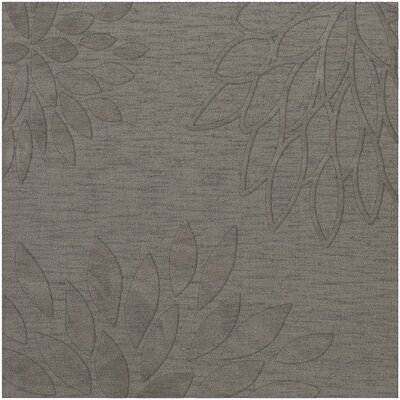 Bao Silver Area Rug Rug Size: Square 6