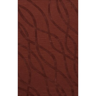 Dover Tufted Wool Canyon Area Rug Rug Size: Rectangle 5 x 8