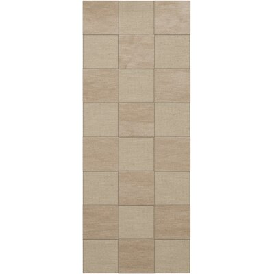 Dover Tufted Wool Linen Area Rug Rug Size: Runner 26 x 12
