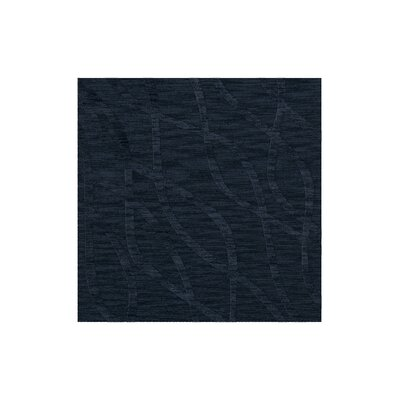 Dover Navy Area Rug Rug Size: Square 10