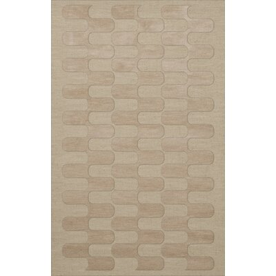 Dover Linen Area Rug Rug Size: Rectangle 3 x 5