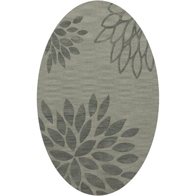 Bao Spa Area Rug Rug Size: Oval 3 x 5
