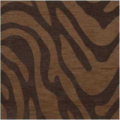 Dover Caramel Area Rug Rug Size: Square 6