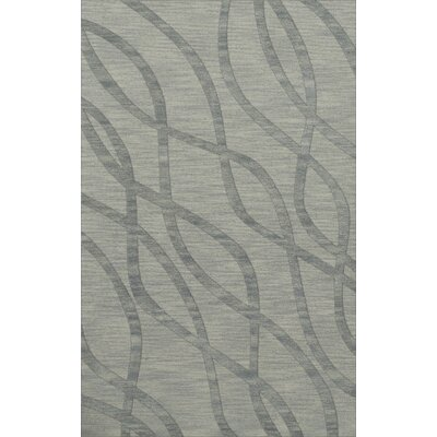 Dover Tufted Wool Sea Glass Area Rug Rug Size: Rectangle 6 x 9