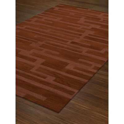 Dover Spice Area Rug Rug Size: Oval 4 x 6