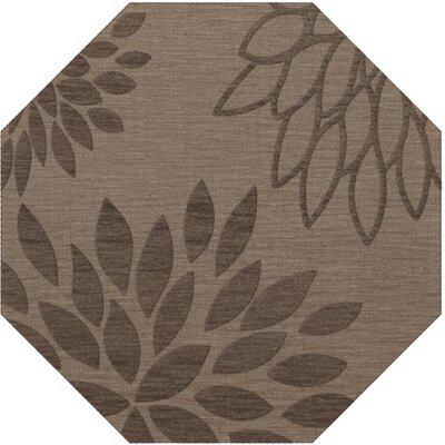 Bao Stone Area Rug Rug Size: Octagon 10