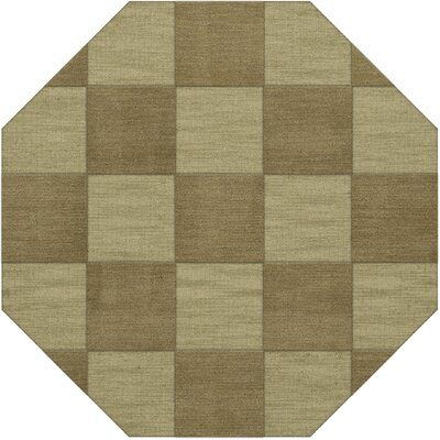 Dover Tufted Wool Marsh Area Rug Rug Size: Octagon 4