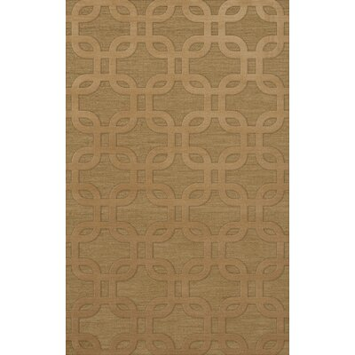 Dover Wheat Area Rug Rug Size: Rectangle 4 x 6