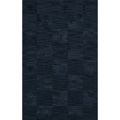 Dover Tufted Wool Navy Area Rug Rug Size: Rectangle 10 x 14