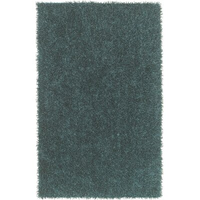 Belize Teal Balloon Area Rug Rug Size: 9 x 13