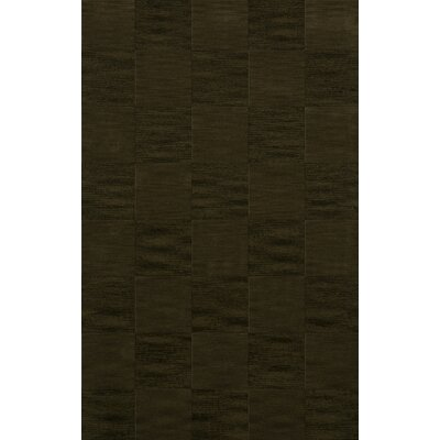 Dover Tufted Wool Olive Area Rug Rug Size: Rectangle 8 x 10