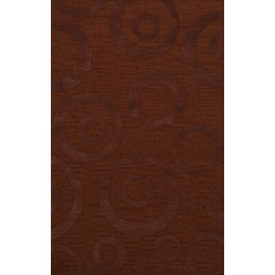 Dover Paprika Area Rug Rug Size: Rectangle 3 x 5