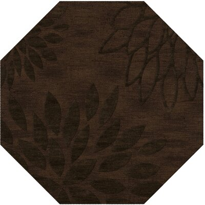 Bao Fudge Area Rug Rug Size: Octagon 10'