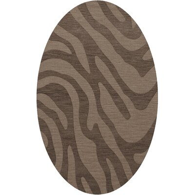 Dover Stone Area Rug Rug Size: Oval 12 x 15
