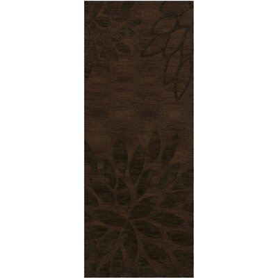 Bao Fudge Area Rug Rug Size: Runner 26 x 12