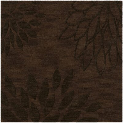 Bao Fudge Area Rug Rug Size: Square 12
