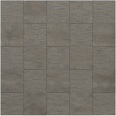 Dover Silver Area Rug Rug Size: Square 8