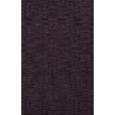 Dover Grape Ice Area Rug Rug Size: Rectangle 9 x 12