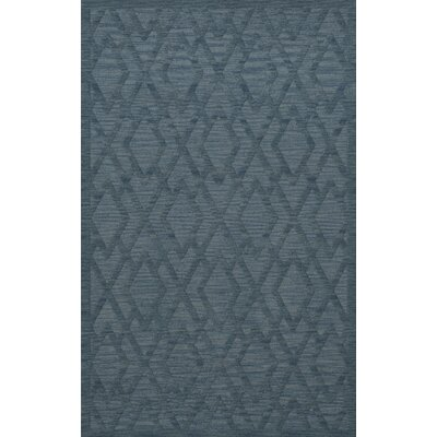 Dover Tufted Wool Sky Area Rug Rug Size: Rectangle 4 x 6