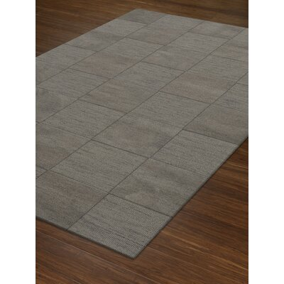 Dover Silver Area Rug Rug Size: 9 x 12