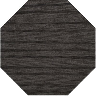Dover Tufted Wool Ash Area Rug Rug Size: Octagon 6