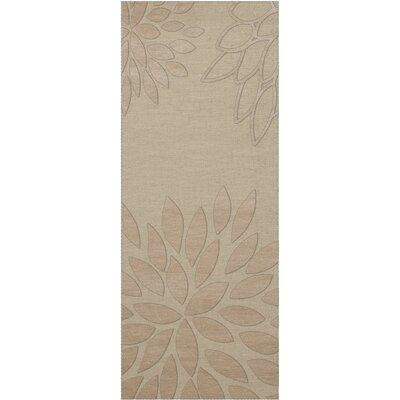 Bao Linen Area Rug Rug Size: Runner 26 x 12