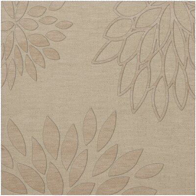 Bao Linen Area Rug Rug Size: Square 10'