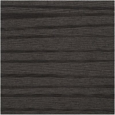 Dover Tufted Wool Ash Area Rug Rug Size: Square 8