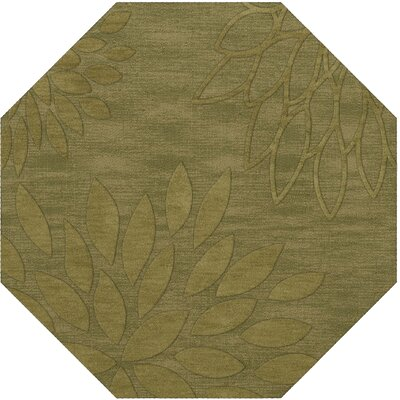 Bao Pear Area Rug Rug Size: Octagon 8
