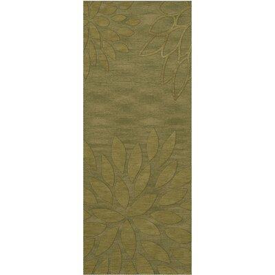 Bao Pear Area Rug Rug Size: Runner 26 x 10