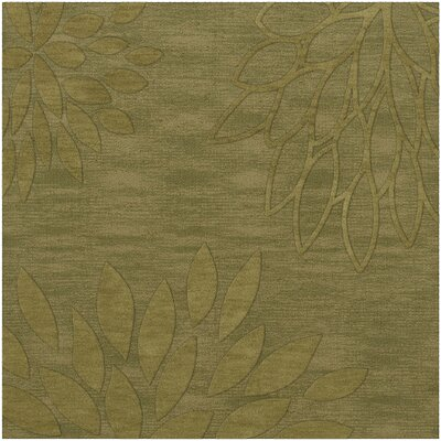 Bao Pear Area Rug Rug Size: Square 12