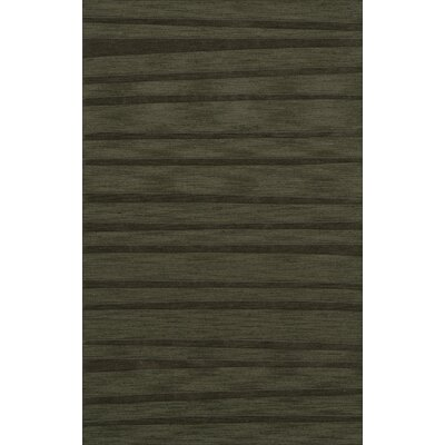 Dover Tufted Wool Fern Area Rug Rug Size: Rectangle 6 x 9