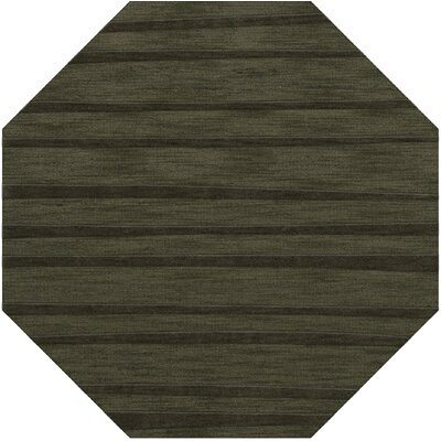 Dover Tufted Wool Fern Area Rug Rug Size: Octagon 6