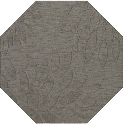 Bao Silver Area Rug Rug Size: Rectangle 4 x 6