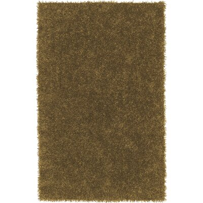 Belize Gold Balloon Area Rug Rug Size: Rectangle 36 x 56