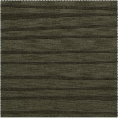 Dover Tufted Wool Fern Area Rug Rug Size: Square 12