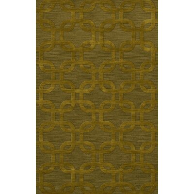 Dover Avocado Area Rug Rug Size: Rectangle 12 x 15
