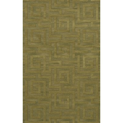 Dover Tufted Wool Pear Area Rug Rug Size: Rectangle 9 x 12