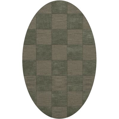 Dover Aloe Area Rug Rug Size: Round 6