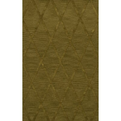 Dover Tufted Wool Avocado Area Rug Rug Size: Rectangle 10 x 14