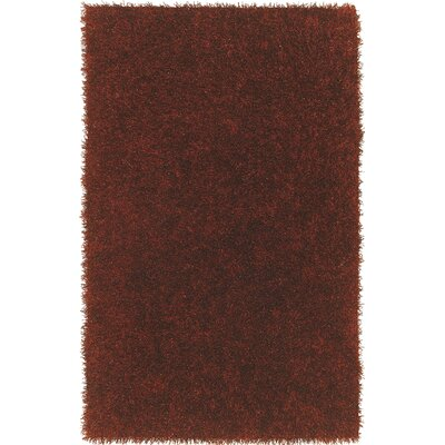 Belize Paprika Balloon Area Rug Rug Size: Rectangle 36 x 56